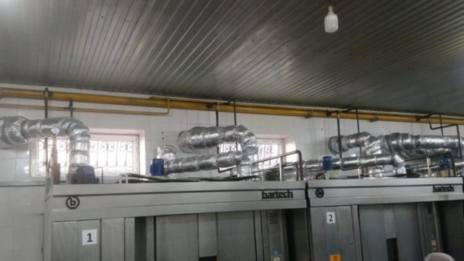 В Шахтах собственное производство вентиляционного оборудования до 2029