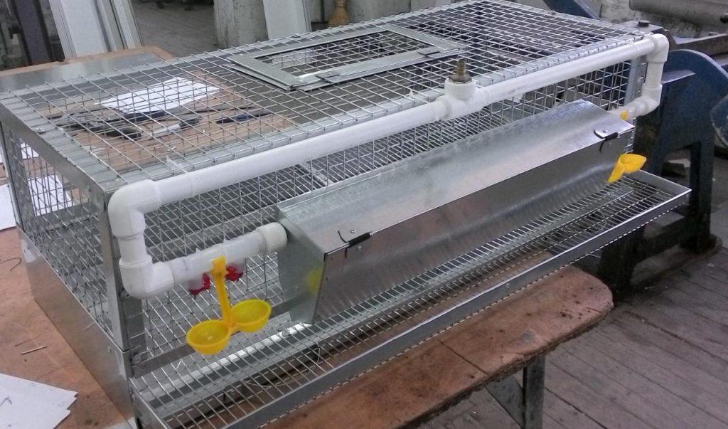 Производство клеток для птиц в Ростовской области