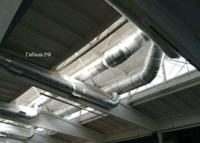 В Шахтах контакты монтаж вентиляционного оборудования